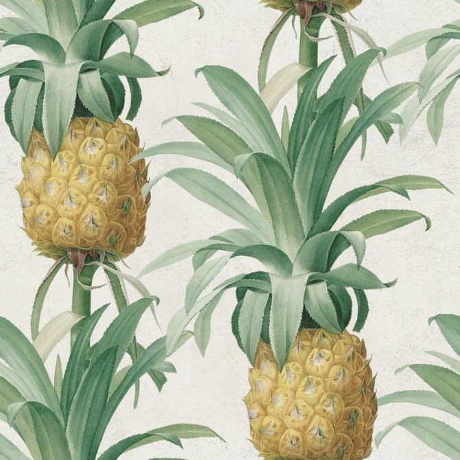 Ananas Wallpaper by Mind The Gap