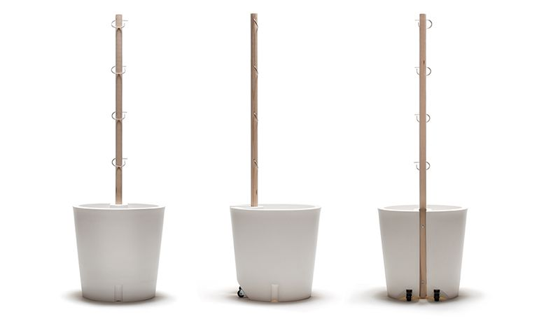 "mobile planter – ""Plant Trolley"" by Urbanature"