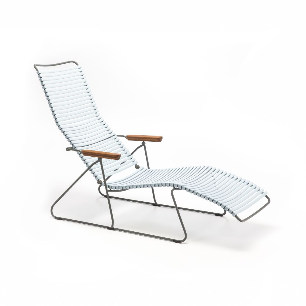 Click Sunlounger by HOUE