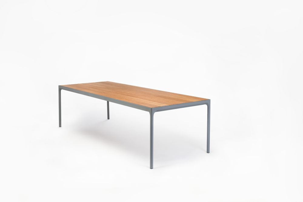 Four Dining Table by HOUE