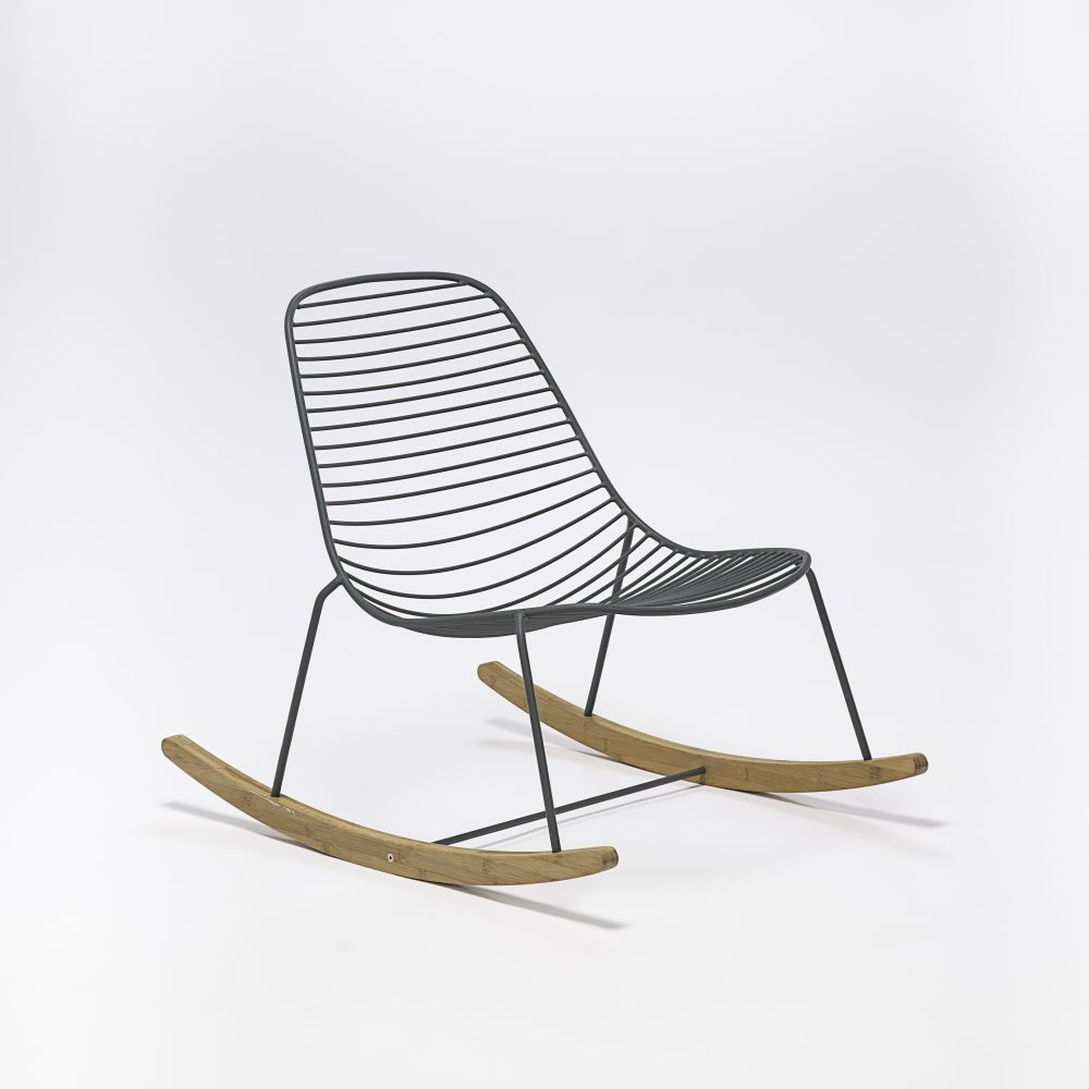 Sketch Rocking Chair by HOUE