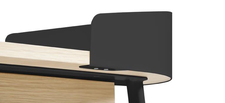 Desk Victor by HARTÔ