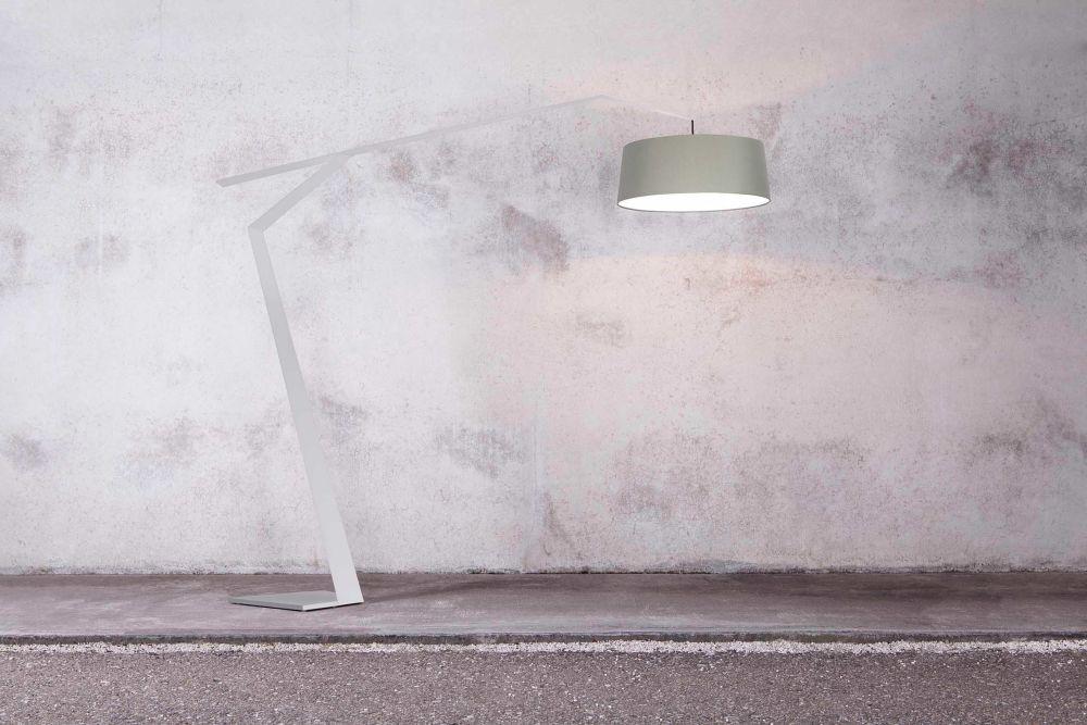 Grus Floor Lamp by Lumen Center Italia