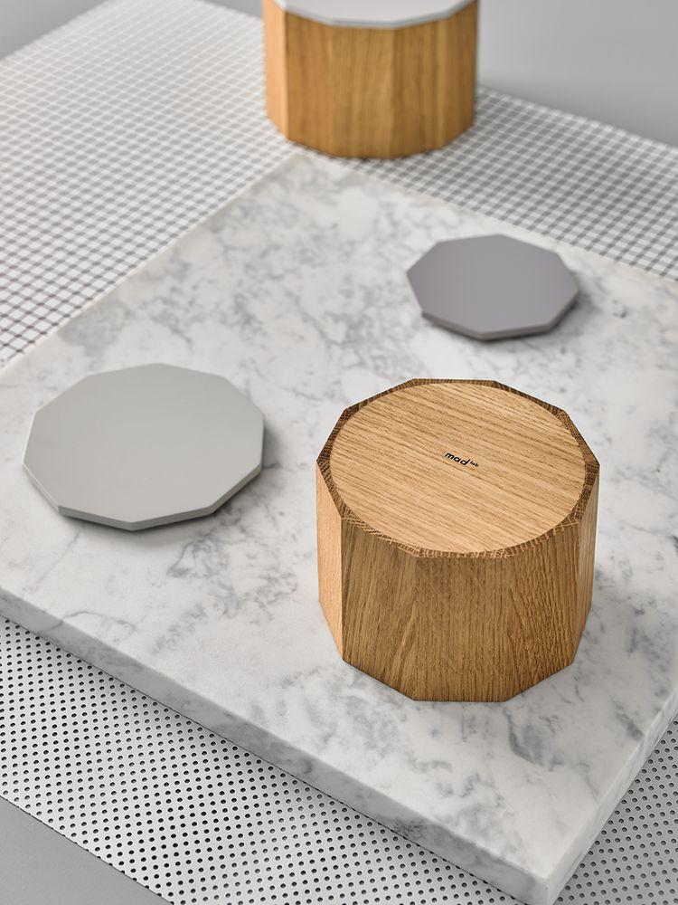 Poligonos boxes by Mad Lab