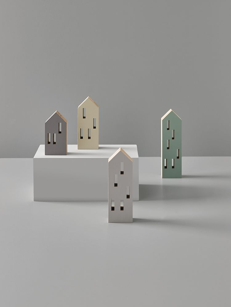 Small houses by Mad Lab