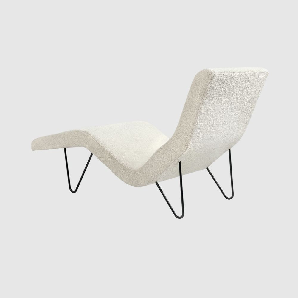 GMG Chaise Lounge by Gubi