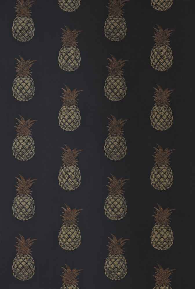 Pineapple Wallpaper by Barneby Gates