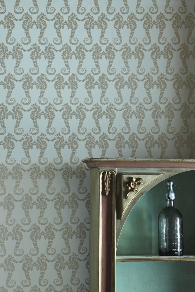 Seahorse Wallpaper  by Barneby Gates