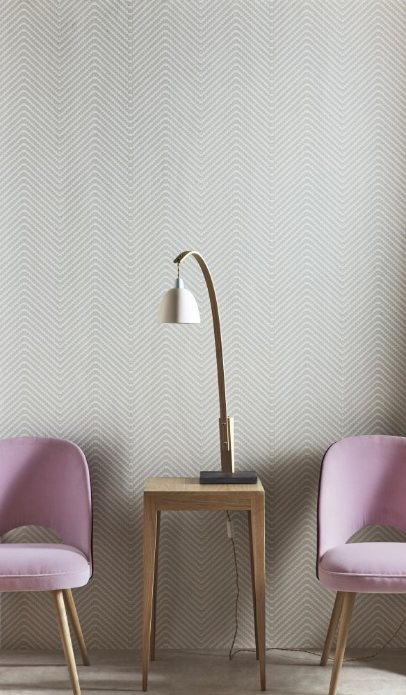 Chevron Wallpaper  by Barneby Gates