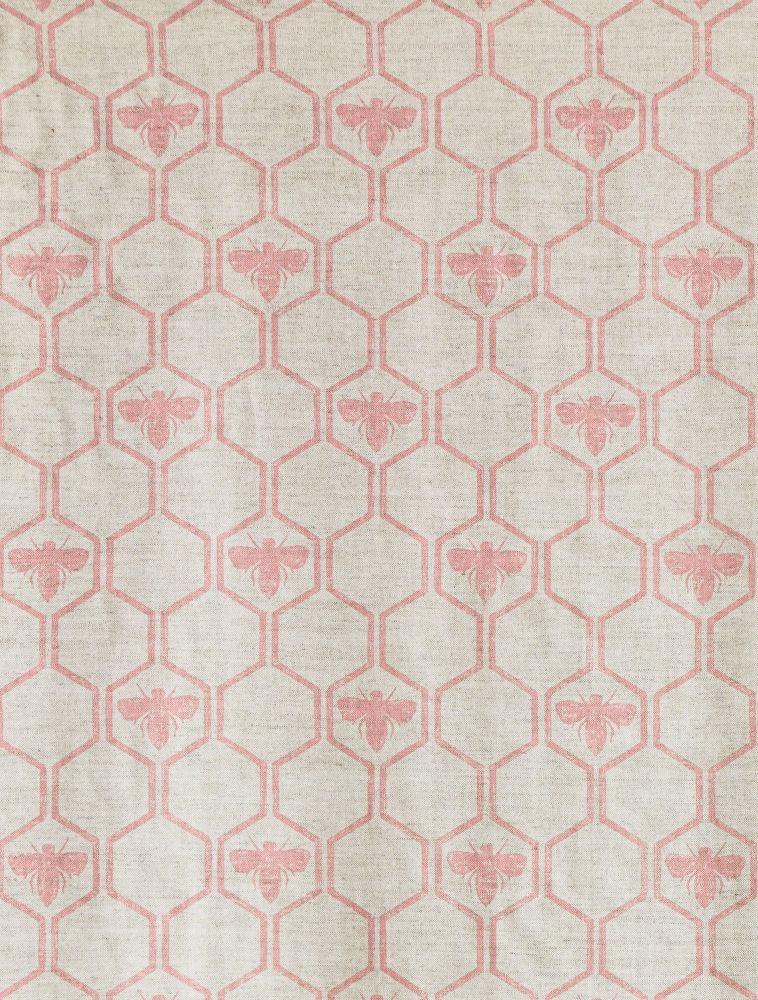 Honey Bees Fabric  by Barneby Gates