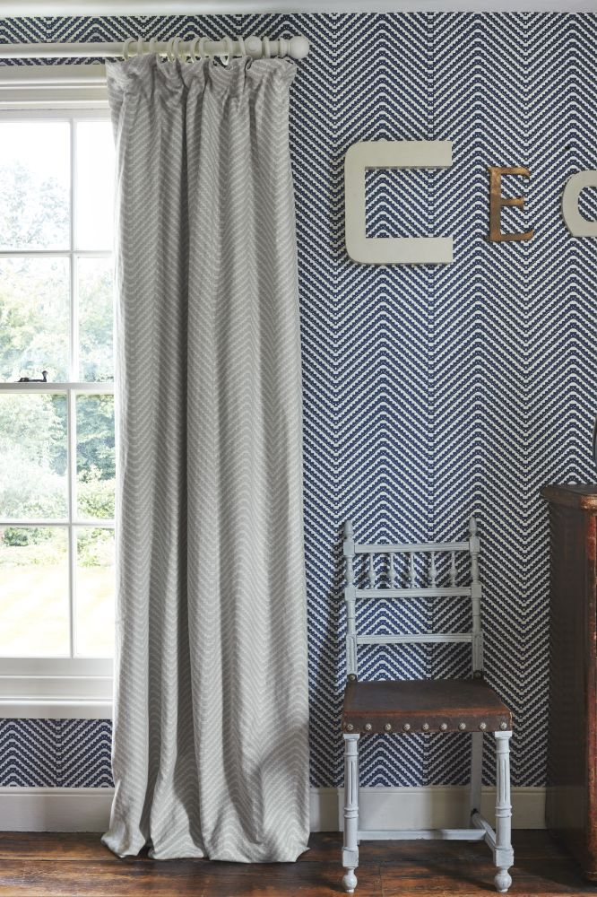Chevron Fabric  by Barneby Gates