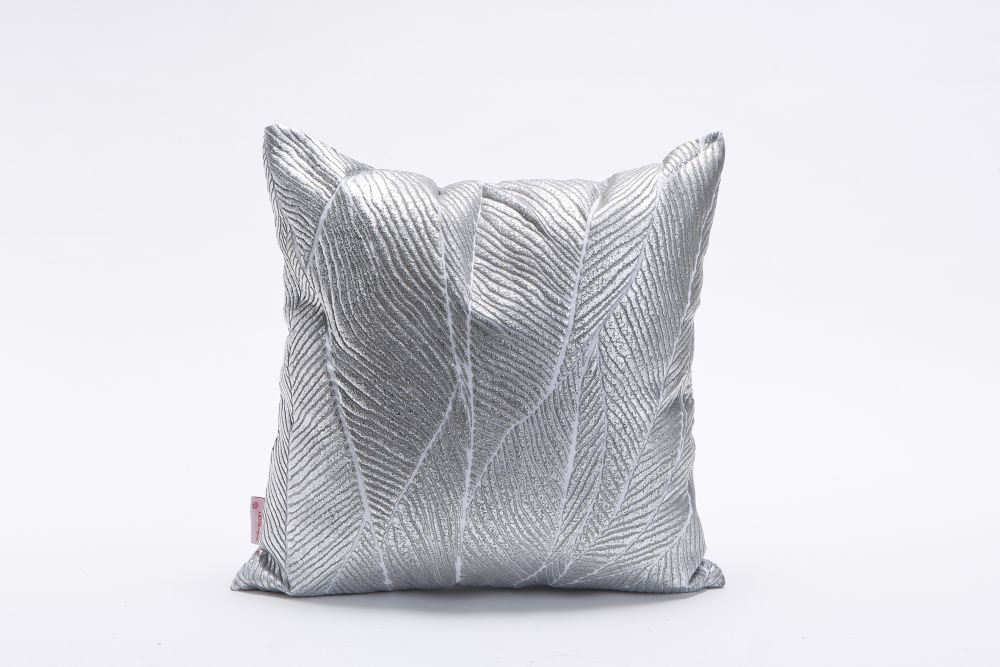Pinion Square Cushion Cover by Mikabarr