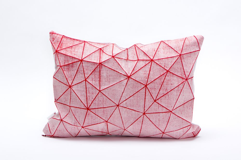 Irad Rectangular Cushion Cover   by Mikabarr