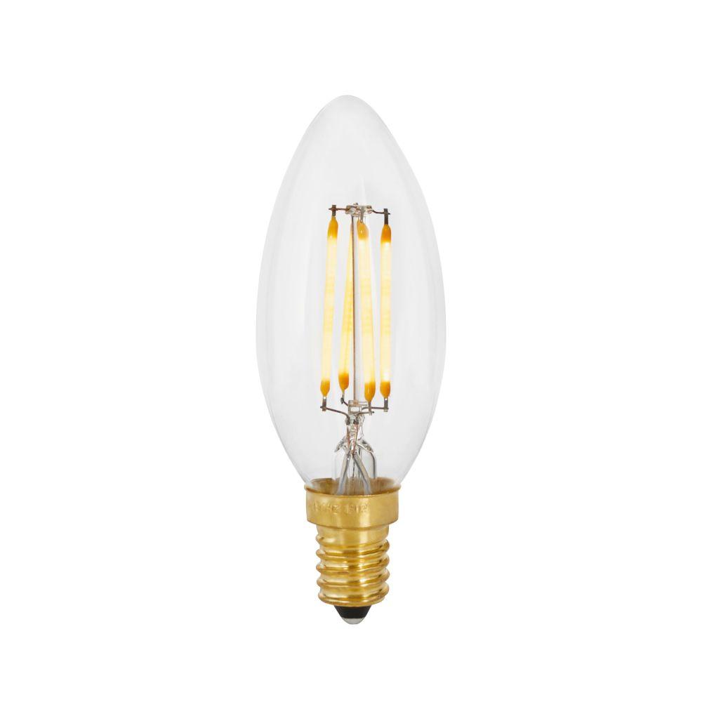 Candle 4W LED lightbulb by Tala