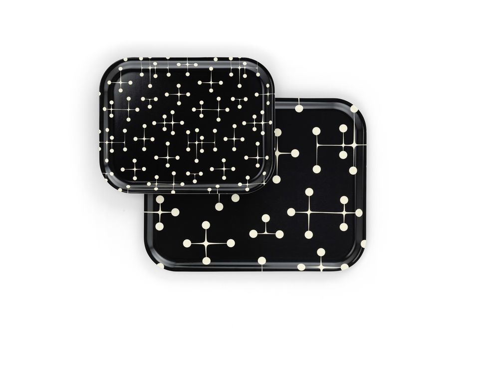 Dot Pattern Classic Tray - Set of 5 by Vitra