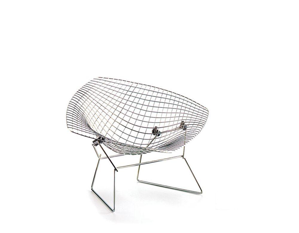 Miniature Diamond Chair by Vitra