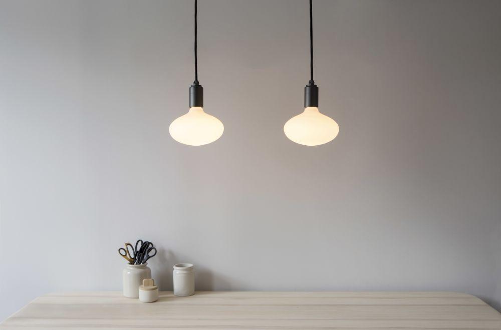Oval 6W LED lightbulb  by Tala