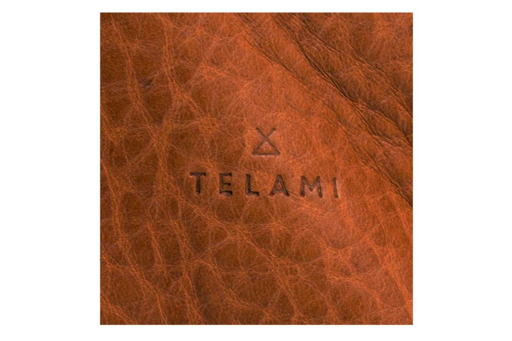 Tripolina Leather Chair by Telami