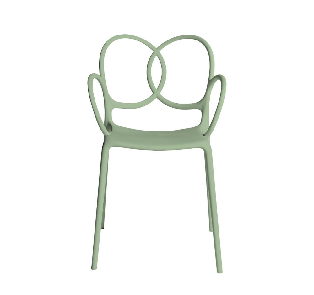 Sissi Stackable Armchair Set by Driade