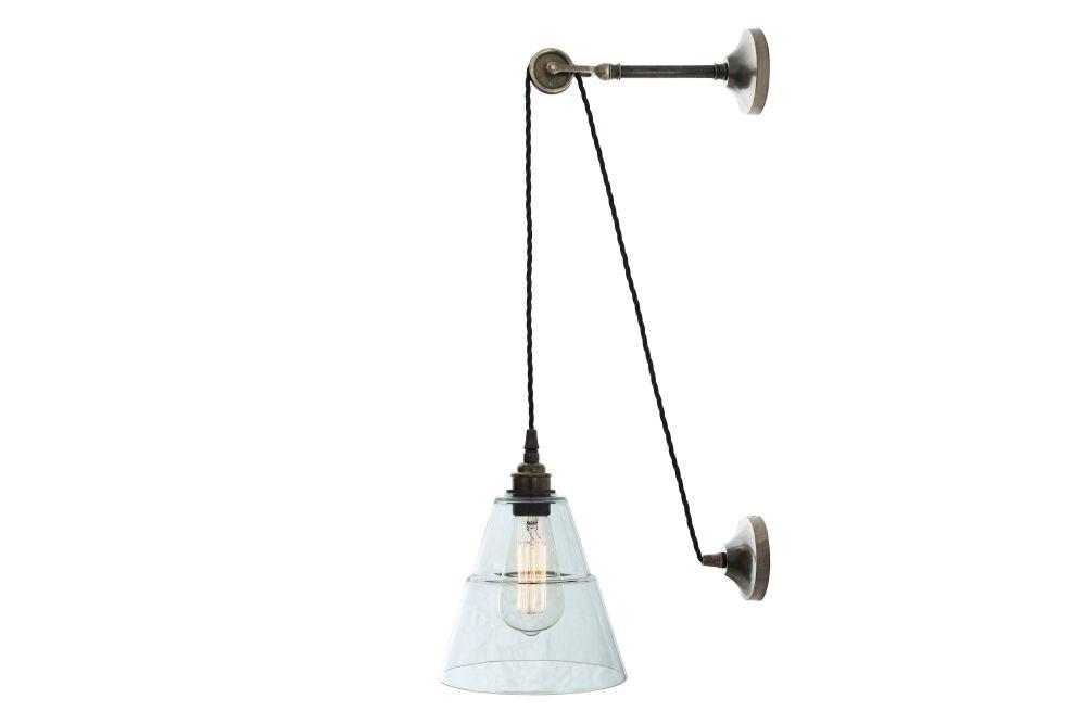 Rigale Wall Light by Mullan Lighting