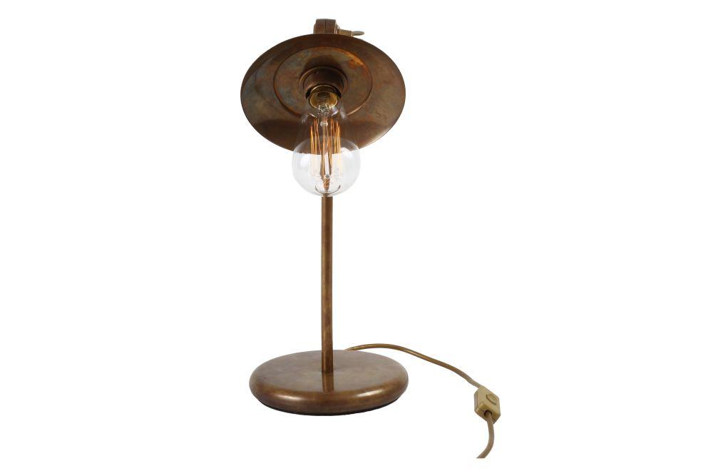 Reznor Table Lamp by Mullan Lighting