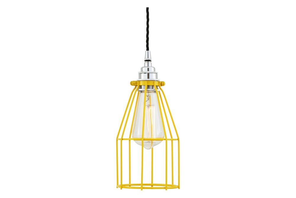 Raze Cage Pendant Light by Mullan Lighting