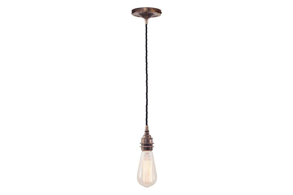 Lome Pendant Light by Mullan Lighting
