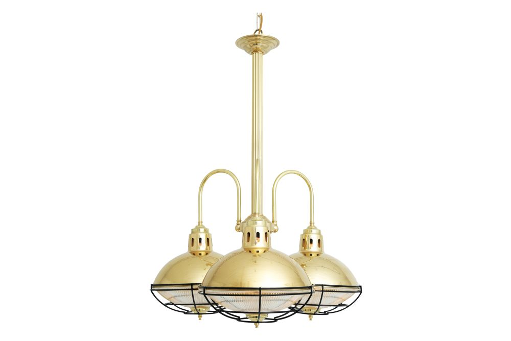 Marlow Chandelier by Mullan Lighting