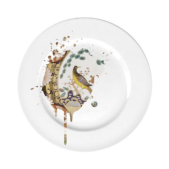 Undercover Imari Plates by Mineheart