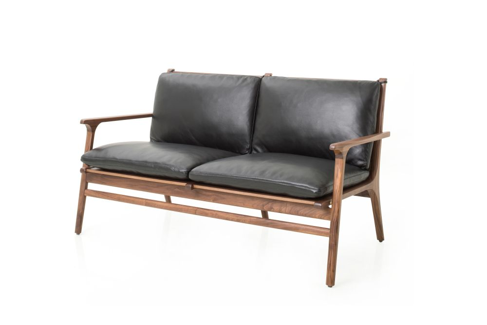 Rén Lounge Two Seater Sofa by Stellar Works