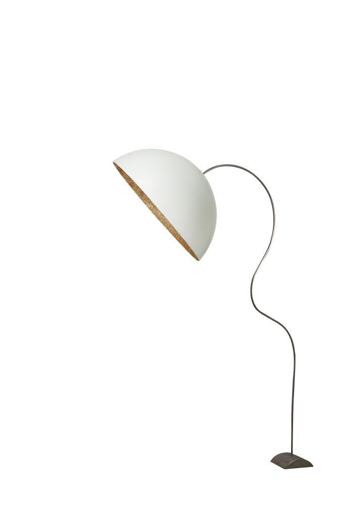 Mezza Luna Piantana Floor Lamp by in-es.artdesign