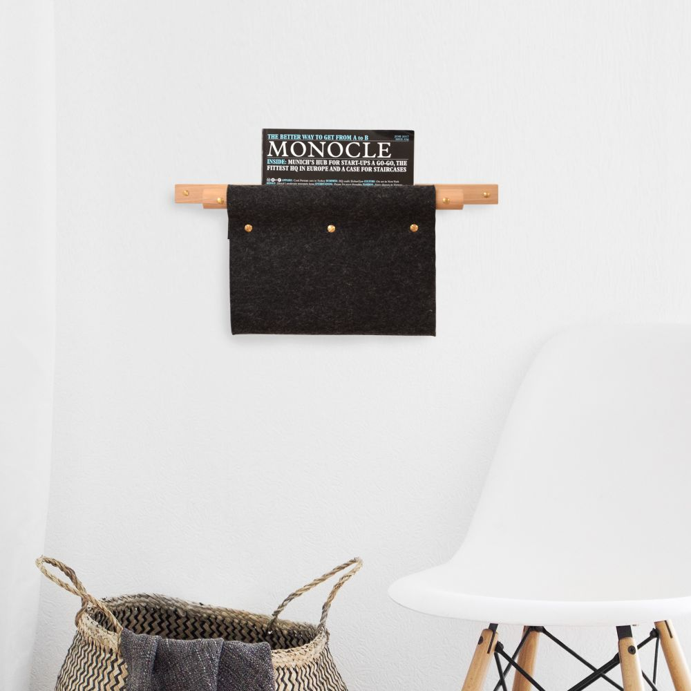 Magazine Rack by Utology