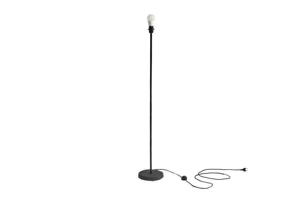 Cast Floor Lamp Base by Hay