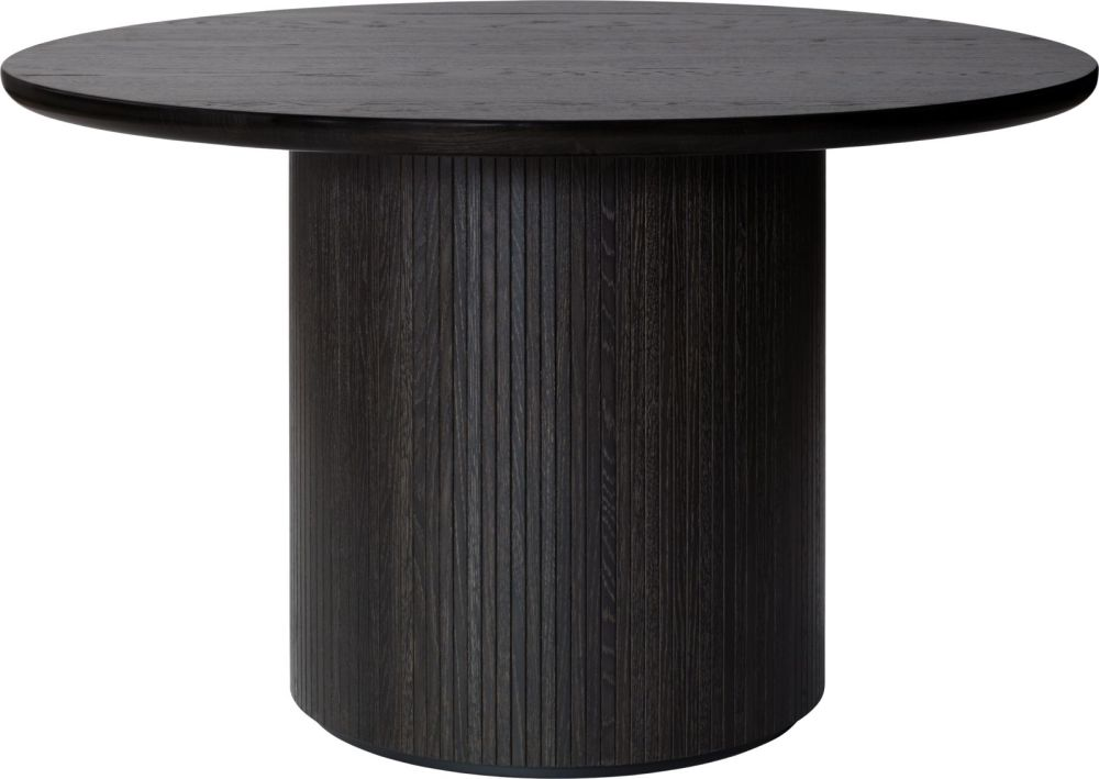 Moon Round Dining Table by Gubi