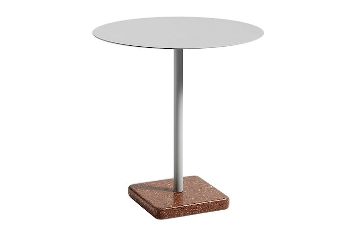 Terrazzo Round Outdoor Table by Hay