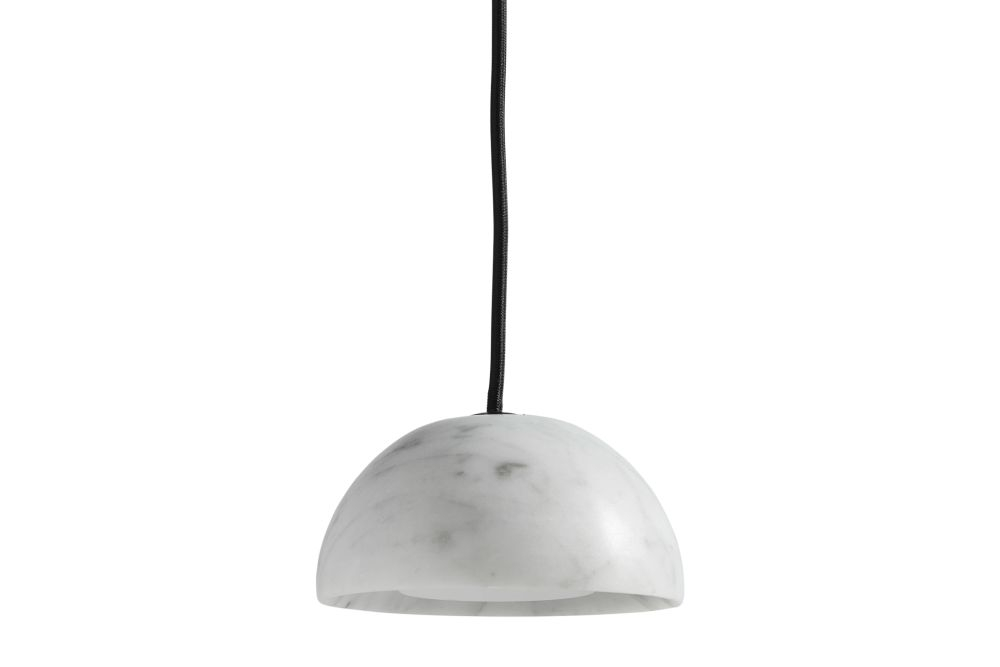 Marble Pendant Light by Hay