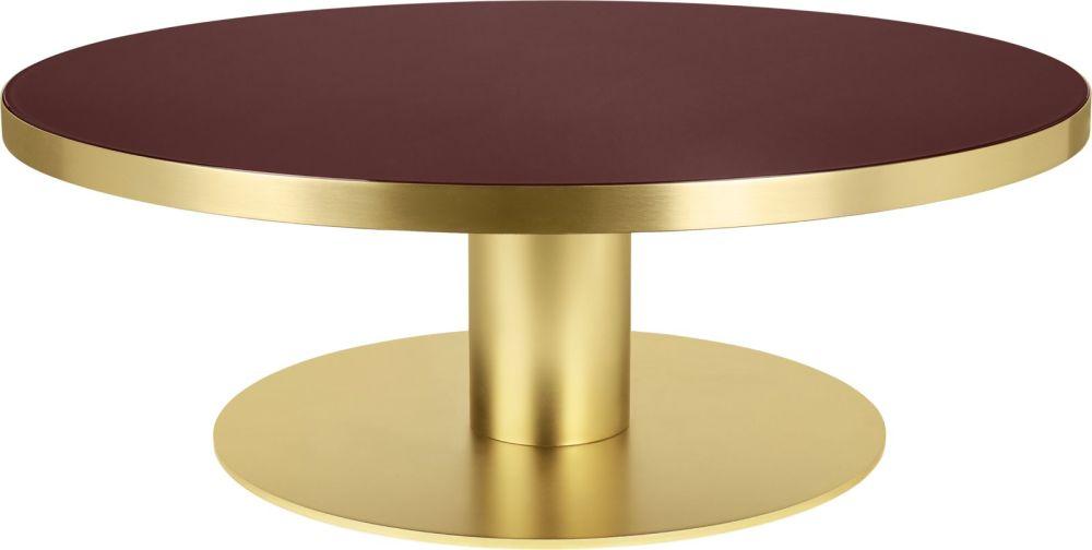 Gubi 2.0 Round Coffee Table by Gubi