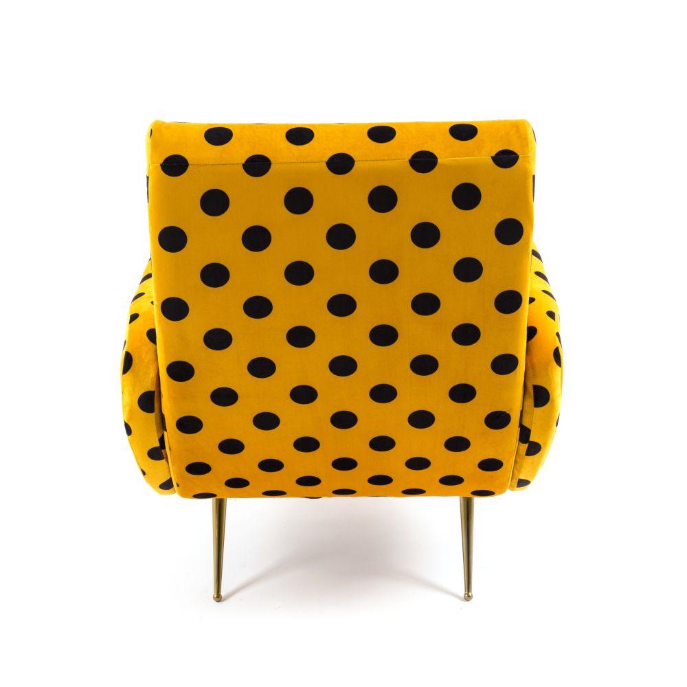 Toiletpaper Armchair by Seletti