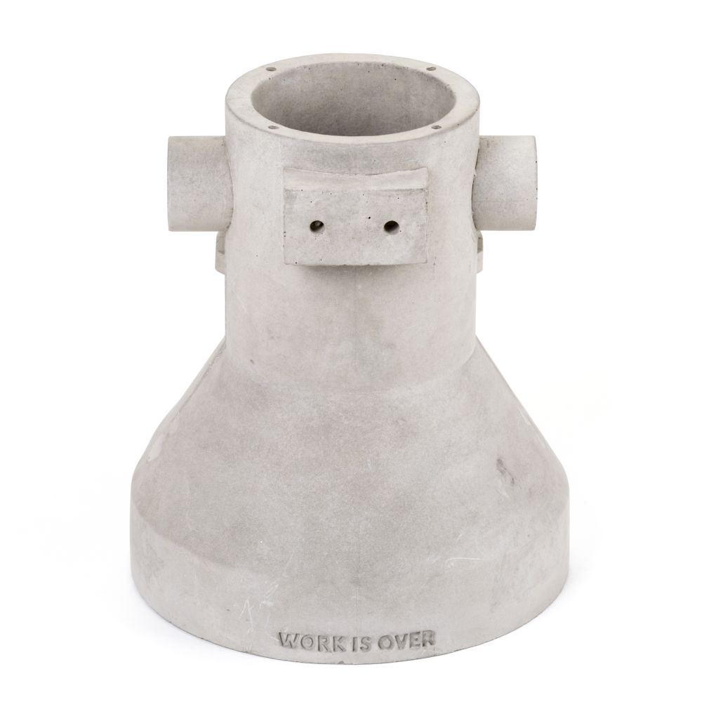 Work Is Over Connection Light Vase (Set of 2) by Seletti