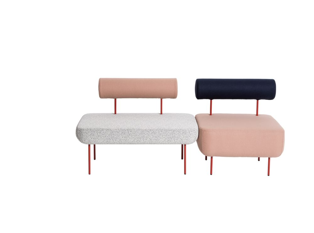 Hoff Large Armchair by Petite Friture