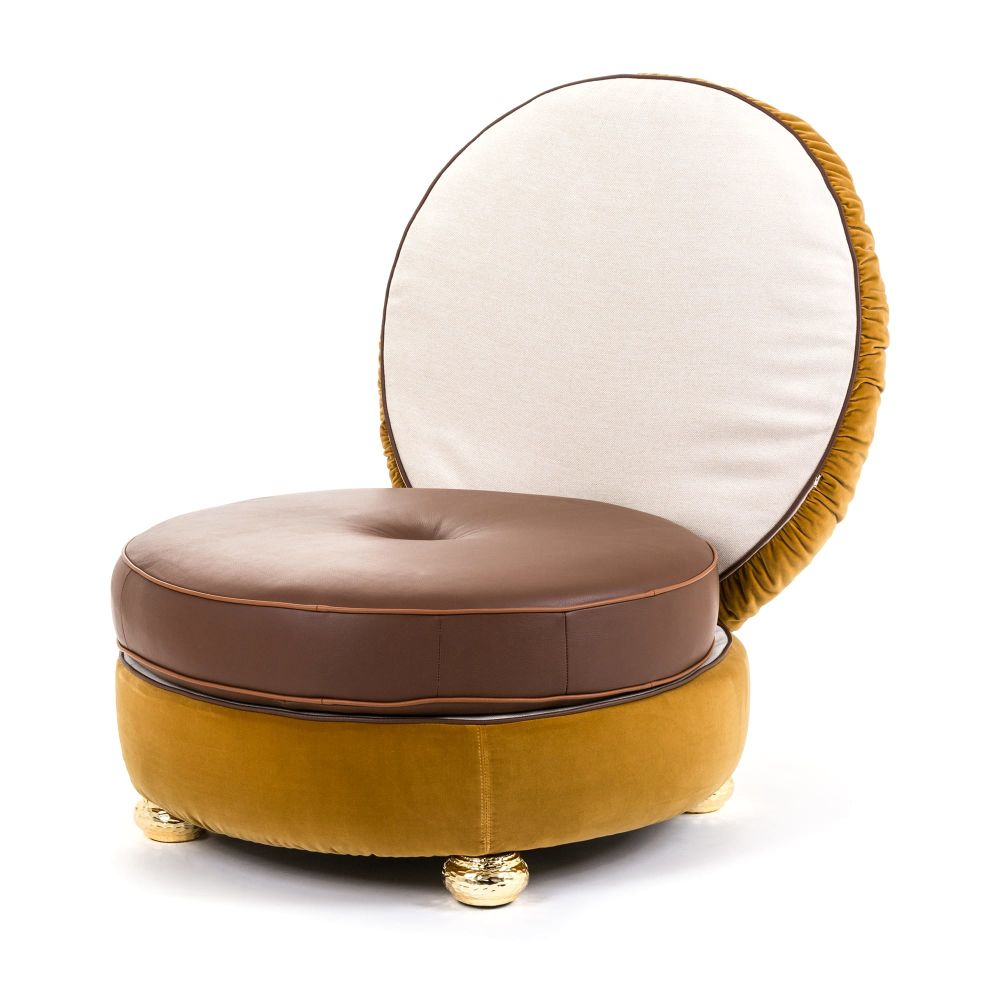 Burger Chair by Seletti