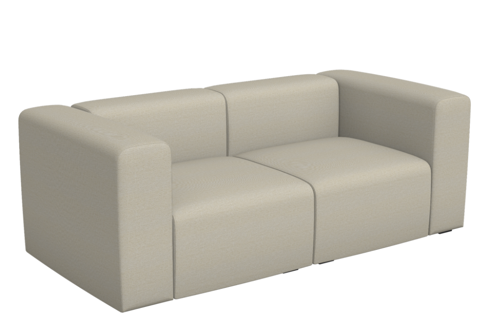 Mags Two Seater Sofa by Hay