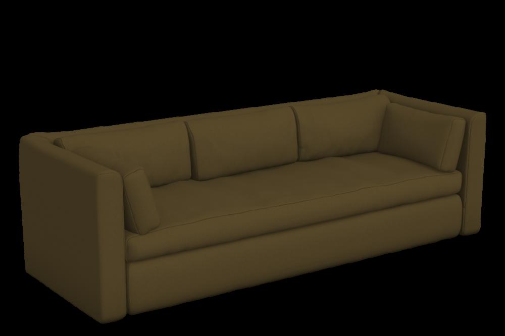 Hackney 3 Seater Sofa by Hay