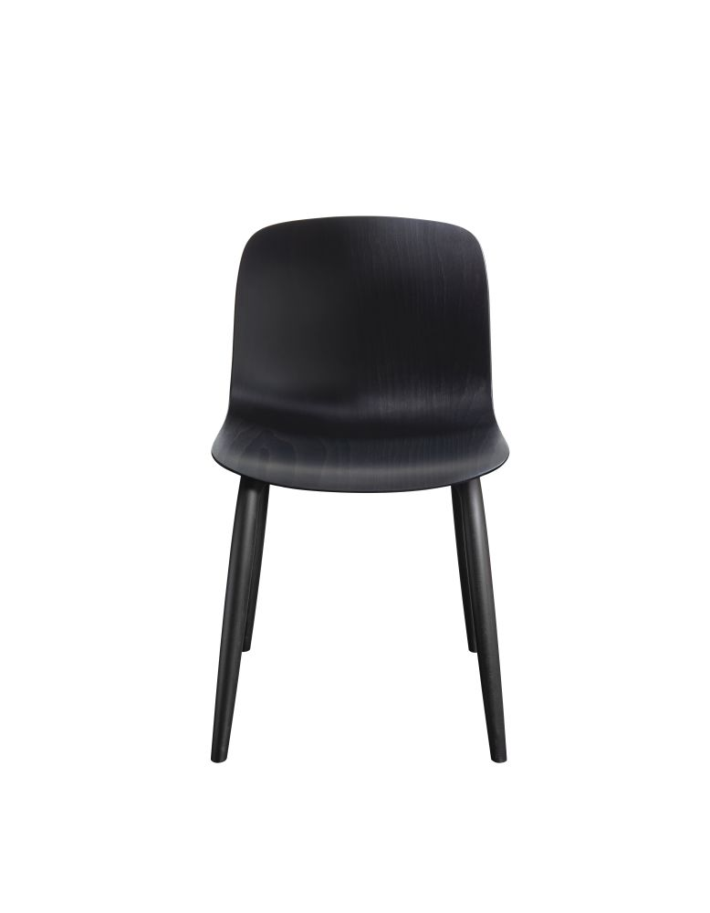 Troy Chair, 4 Legs with Front Cover - Set of 2 by Magis Design