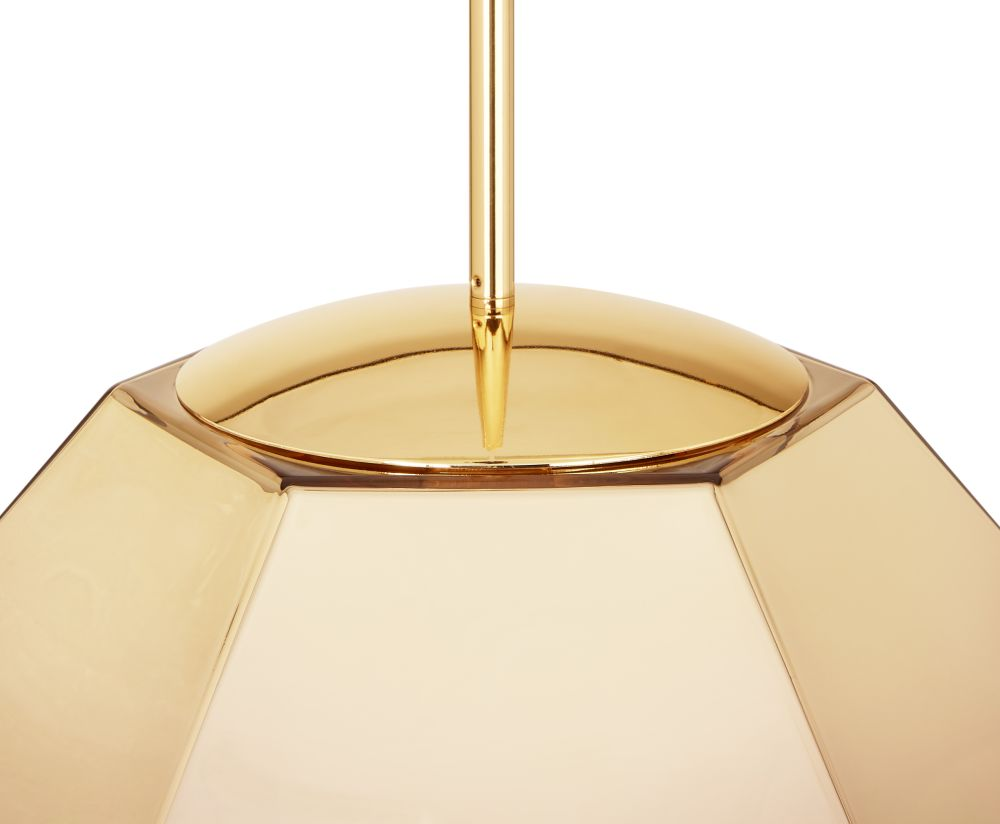 Cut Short Pendant Lamp by Tom Dixon