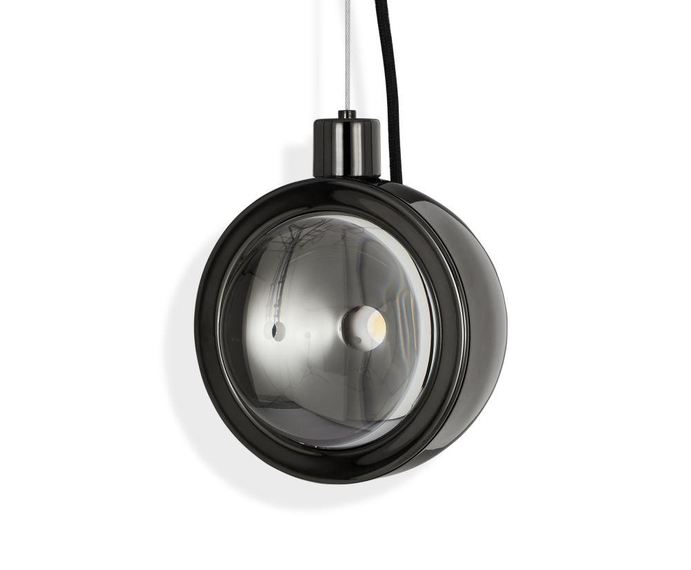 Spot Round Pendant Light by Tom Dixon