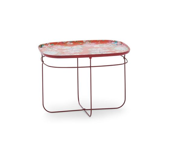 Ukiyo Rectangular Coffee Table by Moroso