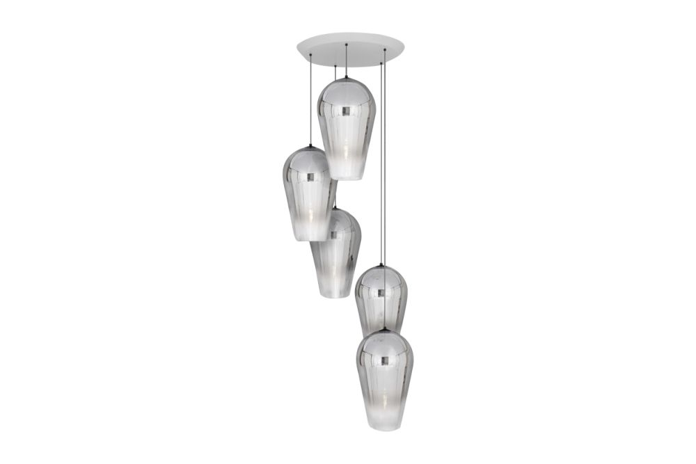 Fade Round Pendant System by Tom Dixon