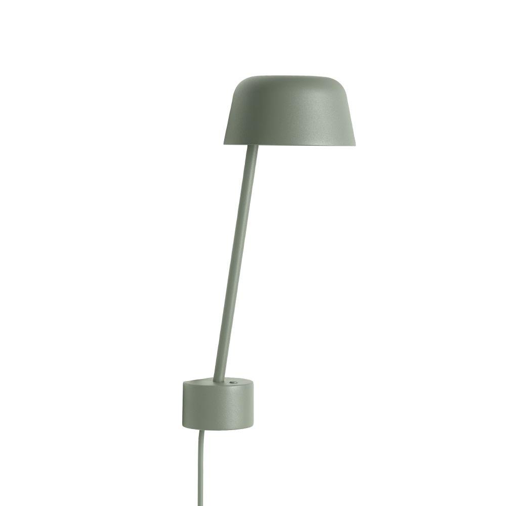 Lean Wall Lamp by Muuto