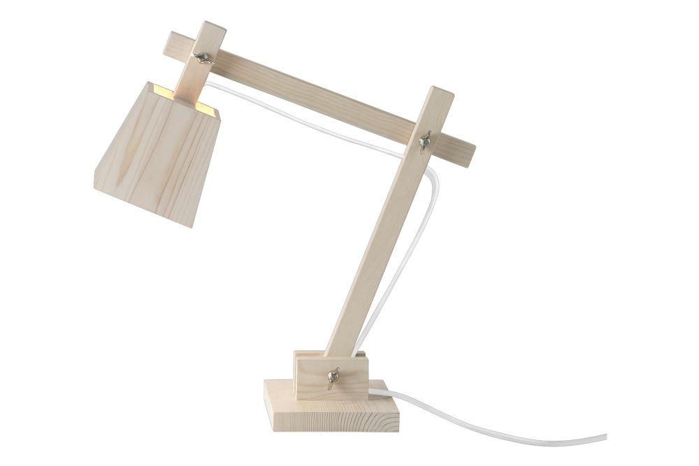 Wood Table Lamp by Muuto